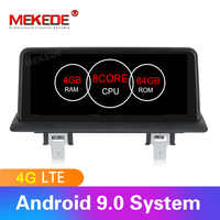 Android9.0 8 cores 4GB+64GB Car stereo head unit navigation GPS radio for BMW 1 Series E81 E82 E87 E88 116i 118i 120i 130i