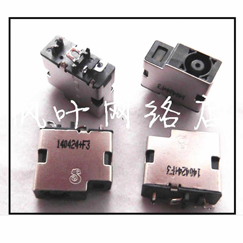Laptop DC zasilania gniazdo typu jack złącze portu ładowania dla HP ENVY 14 15 15-n serii 248 246 242 G14 240 250 340 345 G1 G2 G3 G4