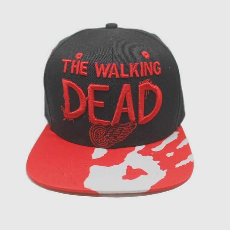 The WALKING Dead ZOMBIE NEGAN bat LUCILLE movie New MEN/'S Women/'s Hat CAP