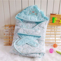 newborn Baby sleeping bags as envelope for baby cocoon wrap sleepsacks, saco de dormir para bebe used as a blanket & swaddling