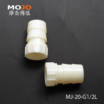 2020 Free shipping (100pcs/lots )MJ-20-G1/2L  Internal thread pipe fitting