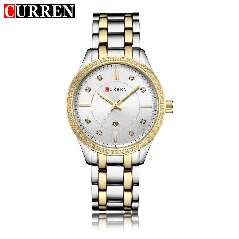 CURREN Luxury Fashion Women's W