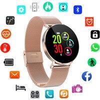 Top Luxury Smart Watch Women Watches Famous Brand New 2019 Ladies Wrist Watch For Women Clock Female Wristwatch Relogio Feminino