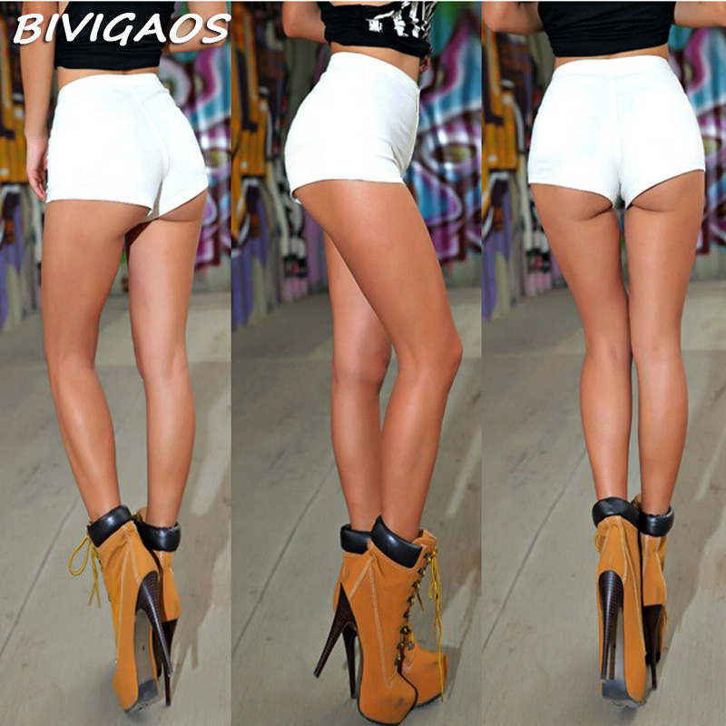 BIVIGAOS 2019 Summer New Fashion Womens Sexy Skinny Thin High Waist - Ropa de mujer - foto 2