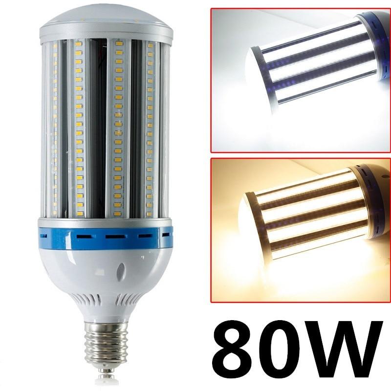 E40 80W SMD5730 LED Corn Light