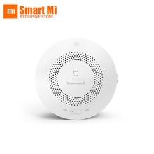Lager Neue Xiaomi Mijia Honeywell Smart Gas Alarm CH4 Überwachung Decke-& Wand Montiert Einfach Installieren Typ Mihome APP Remote verknüpfung