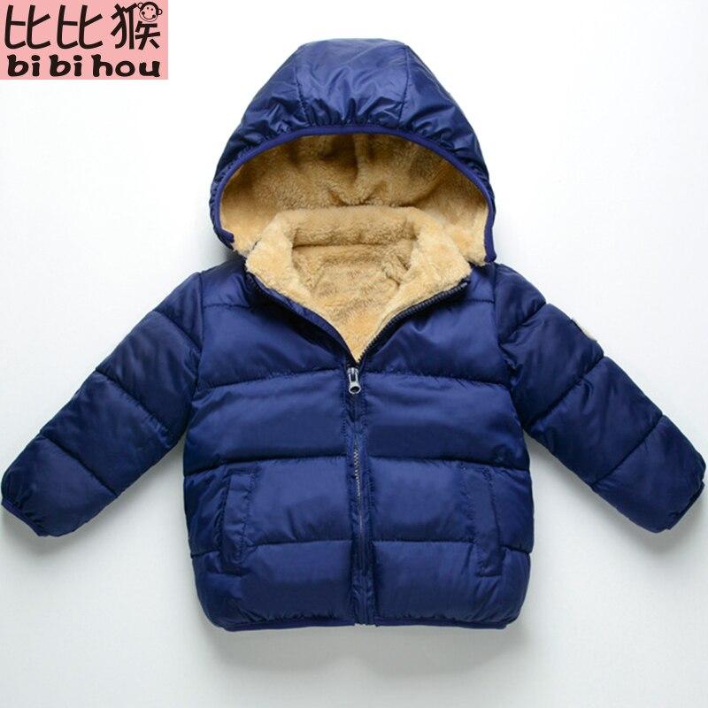 c0c3d4422 El grado para días.. Comprar Niños Niñas abrigo de invierno kurtka zimowa  dziewczynka niños invierno cálido Chaquetas Chaqueta de algodón acolchado  bebé ...