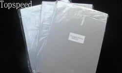 Kolor srebrny pusty druk atramentowy arkusz pcv na identyfikator z PVC making  wizytówka  karta członkowska 300x200mm 0.76mm gruby