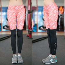 women sports leggings running tights fitness ankle-length pants workout gym jeggings sportswear