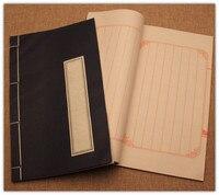 2 упак. Китайская традиционная Сюань Бумага написание книги для каллиграфии Размеры: 16 см x 25 см