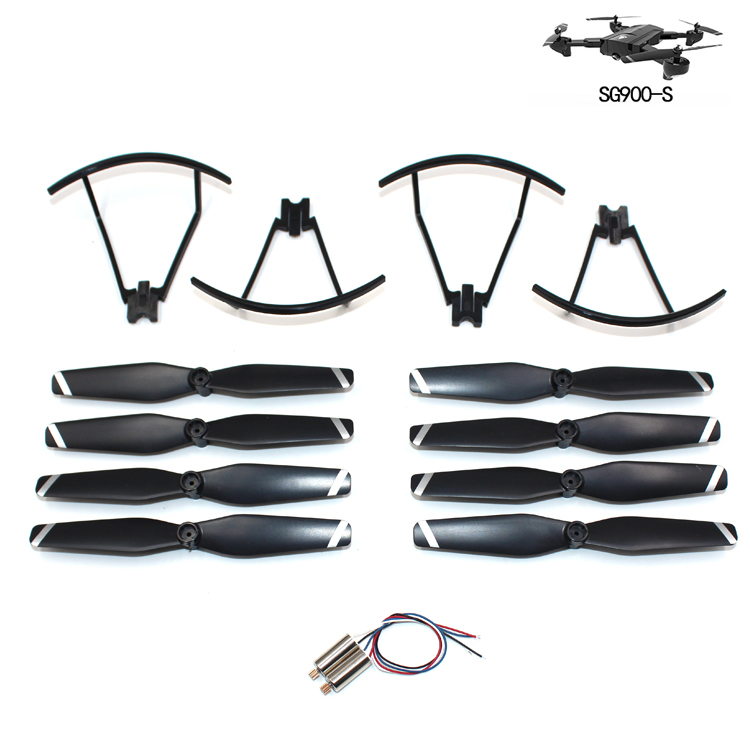 SG900S X192 GPS Drone Spare part Engine/ Motor/ propeller/spare blades/protection fram SG900-S  Accessories