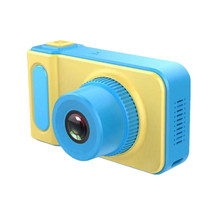 Sansnail Childrens Digital Camera Mini Small SLR Sports mini Cartoon Game Photo Birthday Gift Pink Blue