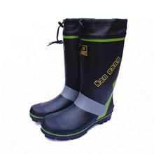 Men 's Boots Rain Boots Rubber Waterproof Non – Slip Fishing Shoes Rock Fishing Waders Shoes Rubber Shoes