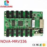 Novastar MRV336 LED Receiving Card 256 226 Pixels 12 HUB75 Full Color RGB Control System Nova