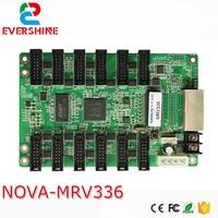 Novastar MRV336 LED Receiving Card 256*226 Pixels 12*HUB75 Full Color RGB Control System Nova LED Display Receiving Card