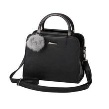 YBYT brand 2018 new vintage casual PU leather women handbags hotsale ladies small shopping bag shoulder messenger crossbody bags
