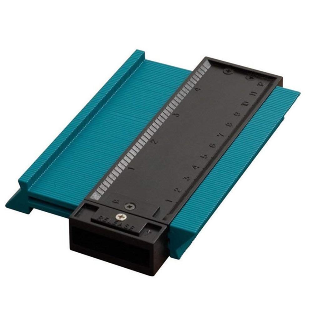 Shape Contour Gauge Duplicator Profile Measuring Tool Duplication Template Plastic Copy