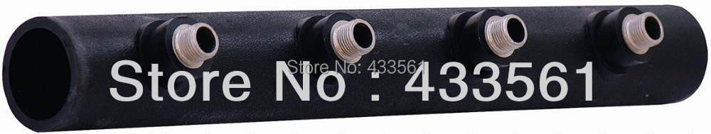 ФОТО HDPE Manifold with Steel thread connector DN32 X 1/2