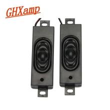 GHXAMP 8OHM 2W Portable Speaker LCD Advertising Machine Monitor TV Speaker DIY 64*23MM 2PCS