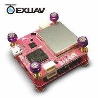 EXUAV Flytower F4 PRO Flight controller board(Omnibus) integrated OSD 4 in 1 ESC Adjustable VTX 2 layers design for Racing Drone