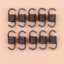 10pcs/lot Chainsaw Clutch Spring fit Chinese 2500 Zenoah Komatsu G2500 25cc Timberpro Lawnflite Small Gasoline Chain Saw Spares free shipping of high quality crankshaft chainsaw accessories for zenoah gasoline chainsaw g5800 aftermarket repair