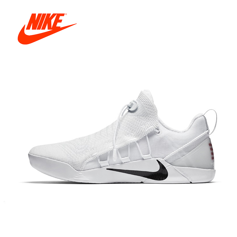 Original New Arrival Authentic Nike Kobe A.D. NXT Men's Basketball Shoes Sport Outdoor Sneakers Good Quality 882049-100 nike рюкзак kobe mamba xi backpack