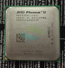 Versand für Phenom X4 920 2,8 GHz Quad-Core CPU Prozessor HDX920XCJ4DGI 95 Watt Sockel AM2 +/940PIN