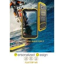 KENXINDA Proofing W5 4,0 zoll Andriod 5,1 MTK6735 Quad Core IP68 Wasserdicht Smartphone 1 GB RAM 8 GB ROM 2800 mAh 4G LTE netzwerk