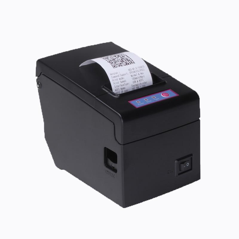 HSPOS ucuz 2inch pos qəbz fakturası 130mm çap sürəti ilə - Ofis elektronikası - Fotoqrafiya 1