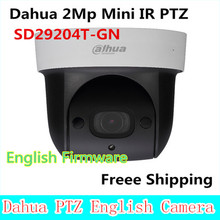 Dahua SD29204T-GN replace SD29204S-GN 2Mp Network Mini IR PTZ Dome IP Speed Dome 4x optical zoom English Firmware Freee Shipping