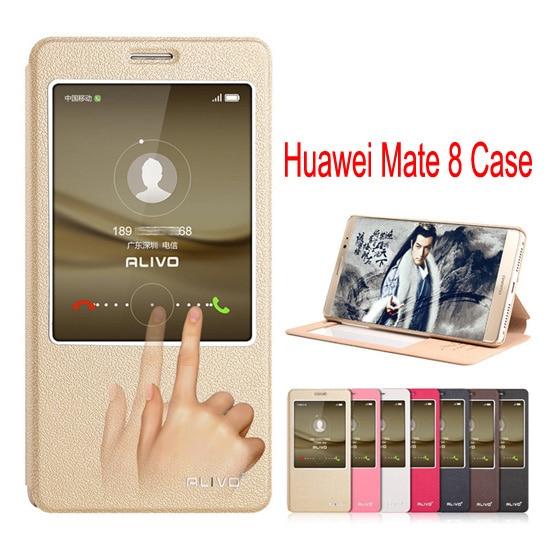 Высокое качество Fundas Флип кожаный чехол для Huawei Коврики 8 крышка Коврики 8 оригинальный чехол для телефона
