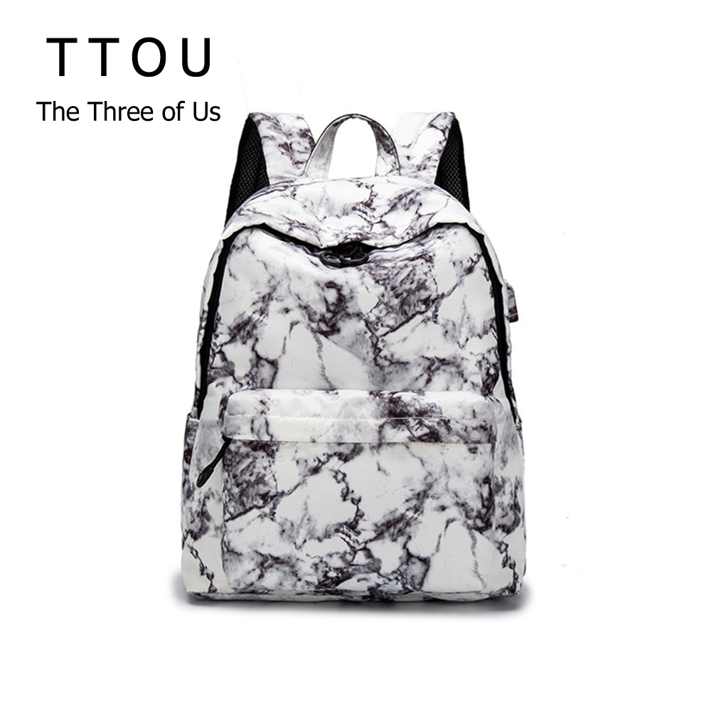 TTOU Fashion Daily Women Backpack For School Teenager Girls Flowers Printed Nylon Travel Backpacks Casual Floral BackpackTTOU Fashion Daily Women Backpack For School Teenager Girls Flowers Printed Nylon Travel Backpacks Casual Floral Backpack