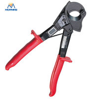 HS 325A Cutting Range 240mm2 Max Ratchet Cable Cutter Not For Cutting Steel Or Steel Wire