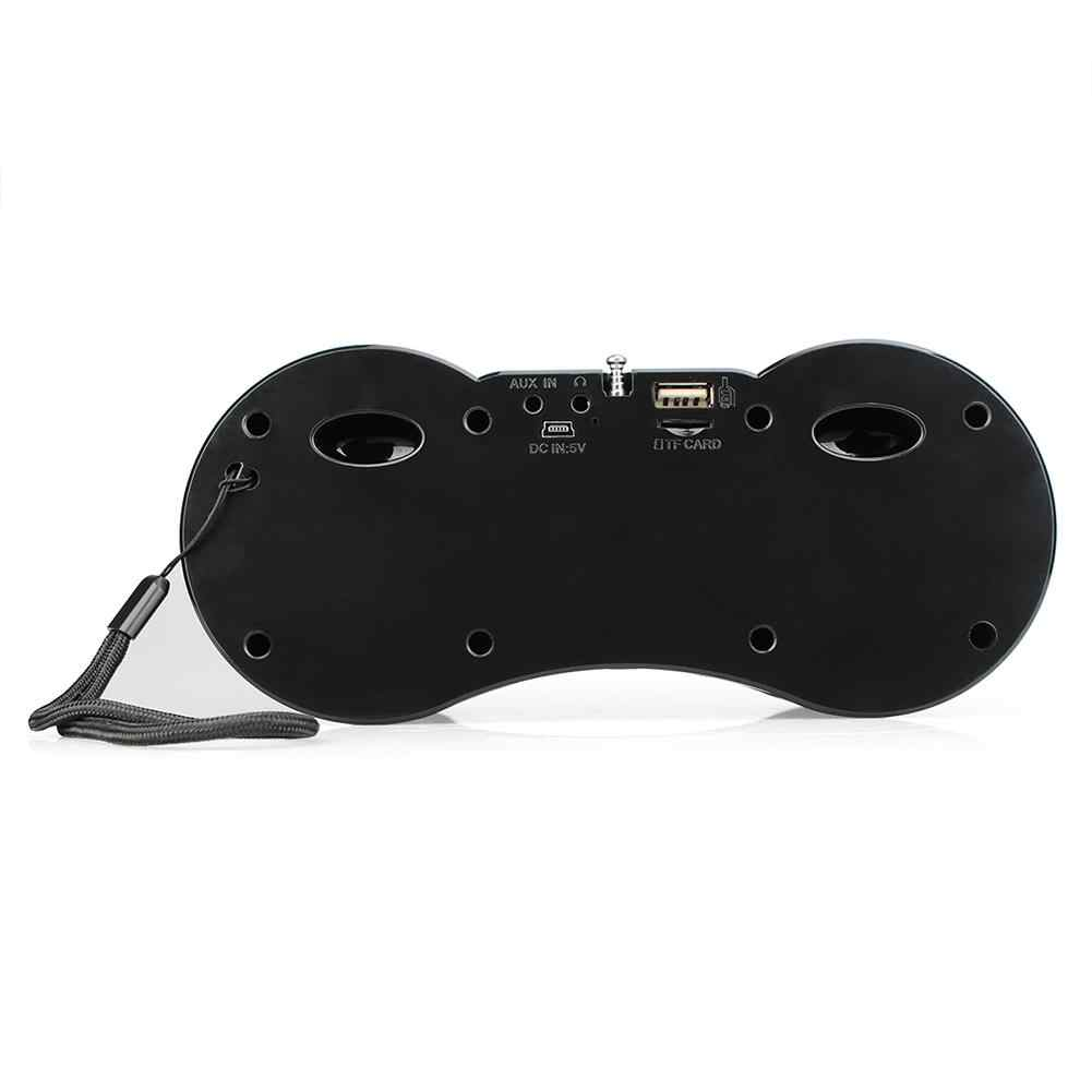 Камуфляжный цифровой стерео fm-радио USB динамик для карты TF MP3 музыкальный плеер с пультом дистанционного управления приемник радио оптовая закупка