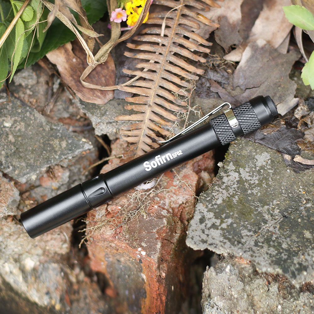 Penlight Mini Linterna LED Cree XPG2 Antorcha Luz de bolsillo Luz AAA - Iluminación portatil - foto 6