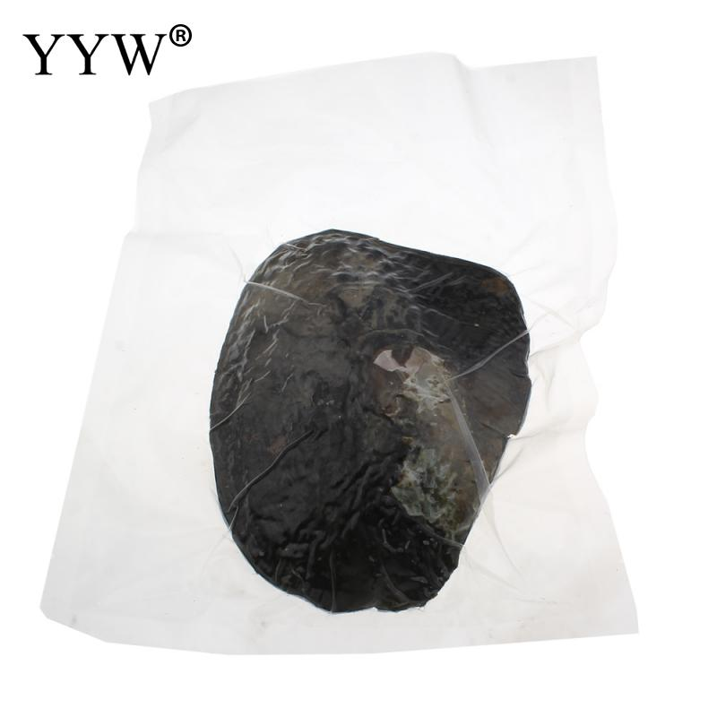 Freshwater pearl nice color 5-7mm Mussel Shell akoya oyster rice pearl oyster in vacuum-packed Love Wish Pearl Oyster