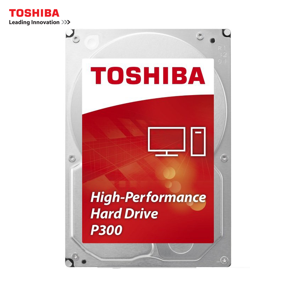 Toshiba P300 2 to, 3.5 & quot;, 2000 go, 7200 tr/min, série ATA, 64 mo, HDD