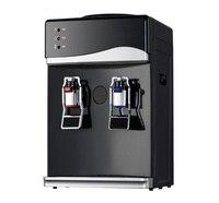 Mini electric water dispenser desktop mini cold ice cooler water heater coffee tea bar assistant D177