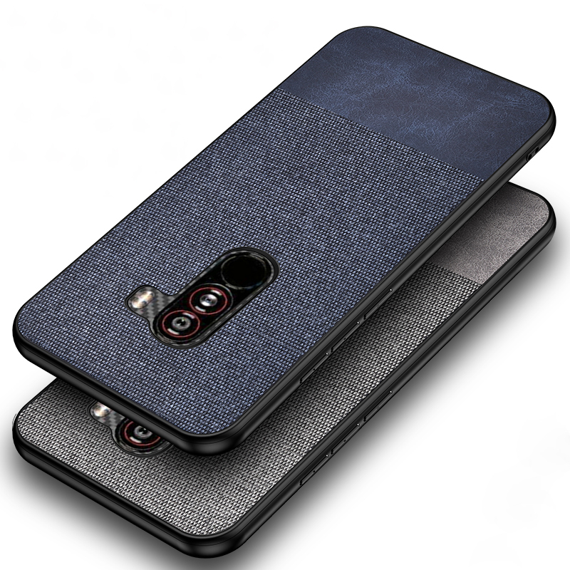 luxury-ultra-thin-cotton-cloth-cases-for-xiaomi-pocophone-font-b-f1-b-font-phone-sofr-silicone-edge-retra-back-cover-pocophone-font-b-f1-b-font-case-leather