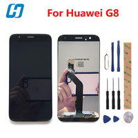 Huawei G8 LCD Display Touch Screen Original Digitizer Glass Panel Assembly For Huawei G8 1920x1080 5