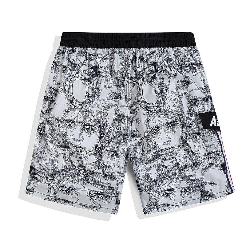 Topdudes.com - Men's Summer Beach Short Pants Quick-Drying Cotton Casual Board Shorts