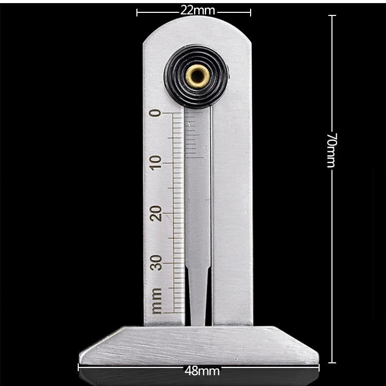Цифровой автомобильный шиномонтажный измеритель глубины протектора, измеритель, инструмент, штангенциркуль, толщиномер, протекторные тормозные колодки, система мониторинга шин