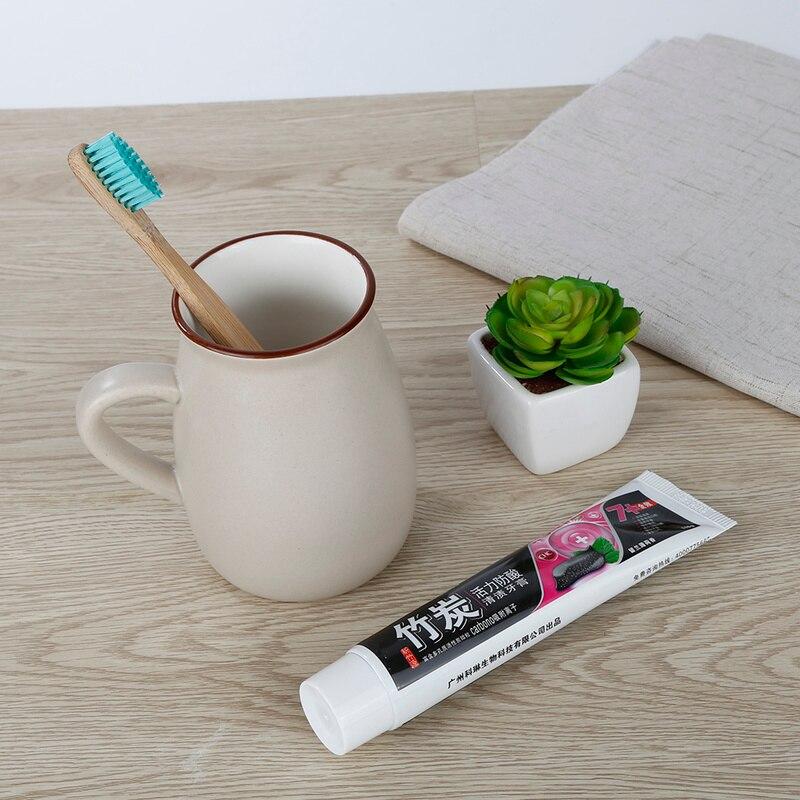 Neueste Kollektion Von Die Schwarz Bambus Zahnpasta Zahnpflege Zahnpasta Holzkohle Alle-zweck Zähne Bleaching 110g Tslm1 Direktverkaufspreis