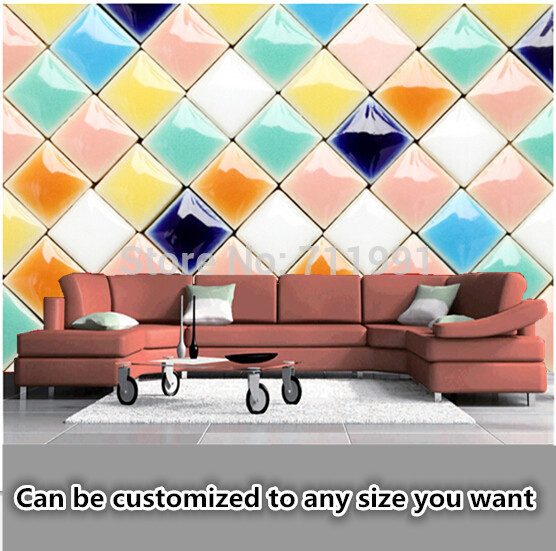 Free shipping custom wallpaper mural modern 3D geometric prism pattern sofa bedroom TV backdrop wallpaper Wallpaper for children free shipping custom 3d mural classic retro modern sofa bedroom tv backdrop wallpaper zebra wallpaper