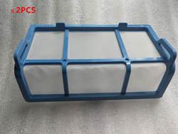 2 шт. основной пылевой фильтр для ilife v5 ilife V3 V3S V3S PRO V5S V5S pro V50 робот-пылесос Запчасти Замена НЕРА фильтры