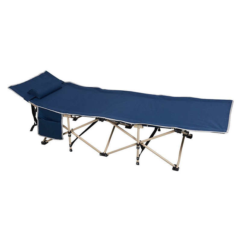 Folding Camping Bed portable folding camping bed Lightweight Sleeping Cot Camping Mat Cot for Hiking Traveling ultralight aluminium alloy camping mats folding bed portable hiking bbq bed outdoor new brand p20