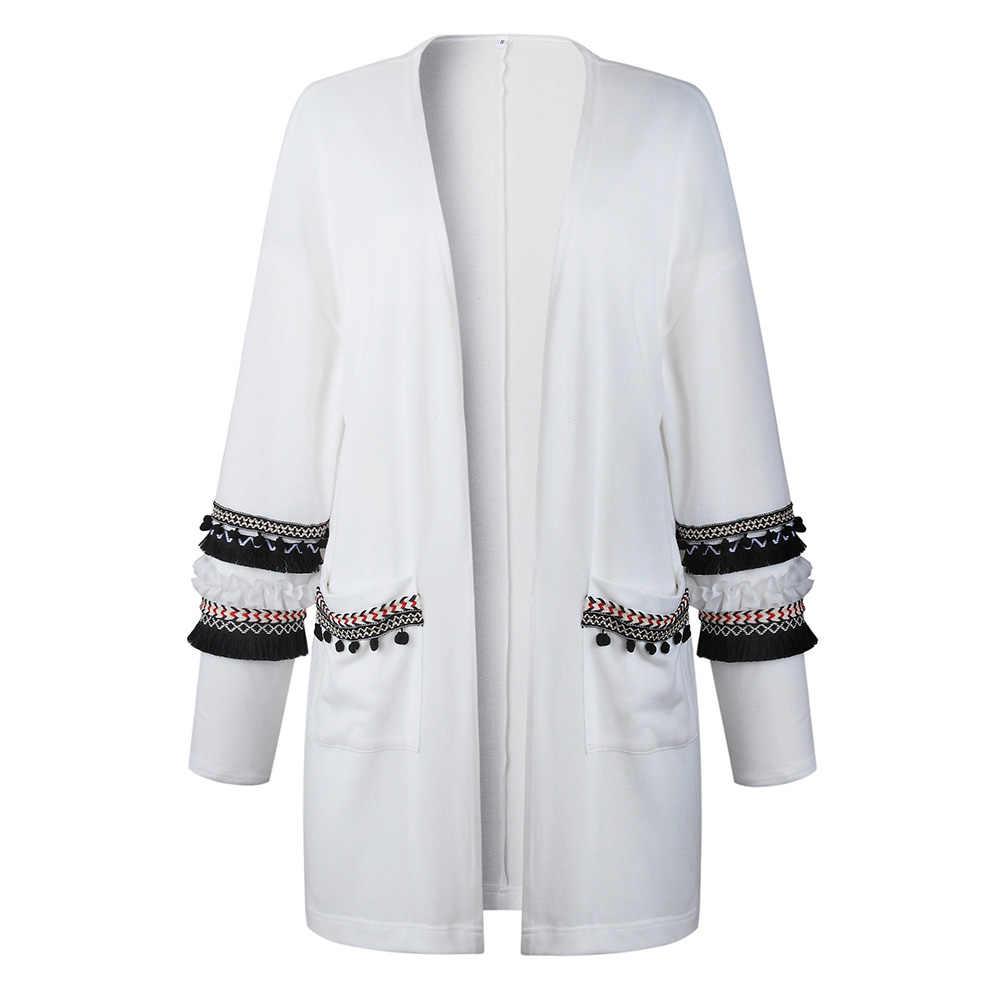 Boho повседневные зимние большие размеры простой винтажный свободный женский свитер толстый розовый элегантный серый офисный женский модный топ