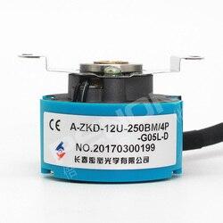 Changchun Yuheng A-ZKD-12U-250BM/4P-G05L-D-A-B Servo Motor Encoder