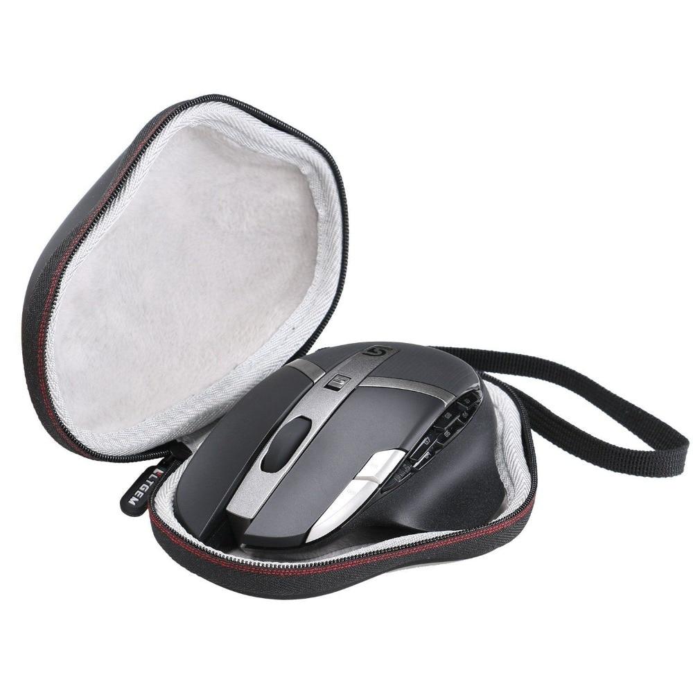 LTGEM EVA Hard Case Storage Bag For Logitech G602 Lag-Free Wireless Gaming Mouse