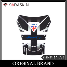KODASKIN Motorcycle 3D Printing Tank Pad Sticker Decal Emblem for Triumph Street Cup